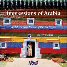 Impressions of Arabia Architecture and Frescoes Asir Region تيري موجيه