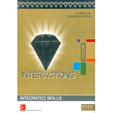 Interactions Access Integrated Skills Student Book Diamond Edition