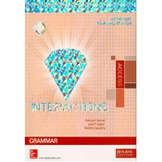 Interactions Access Grammar Student Book Diamond Edition