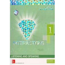 Interactions 1 Listening/speaking Student Book Diamond Edition