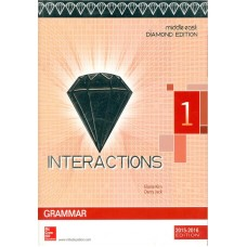Interactions 1 Grammar Student Book Diamond Edition