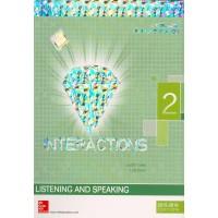 Interactions 2 Listening/speaking Student Book Diamond Edition