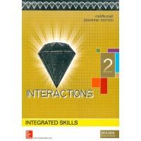 Interactions 2 Integrated Skills Student Book Diamond Edition