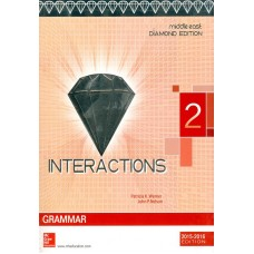 Interactions 2 Grammar Student Book Diamond Edition