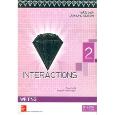 Interactions 2 Writing Student Book Diamond Edition