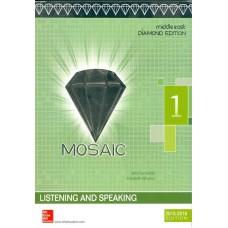 Mosaic 1 Listening/speaking Student Book Diamond Edition