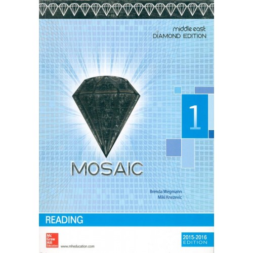 Mosaic 1 Reading Student Book Diamond Edition الكتب الأجنبية