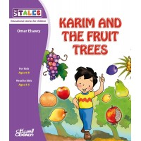 Karim and the fruit trees My Tales