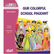 Our colorful school pageant My Tales