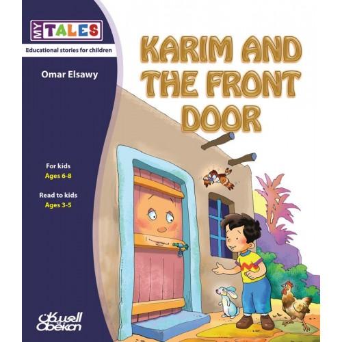 Karim and the front door My Tales الكتب العربية