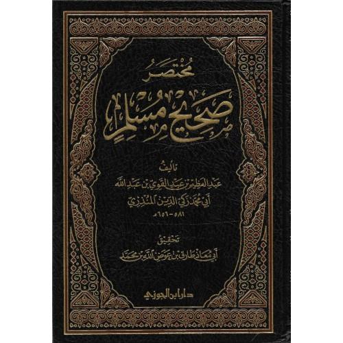 مختصر صحيح مسلم          الكتب العربية