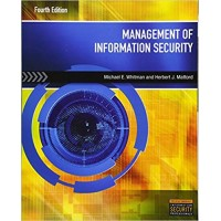 Management of information security. 4th edition 2014