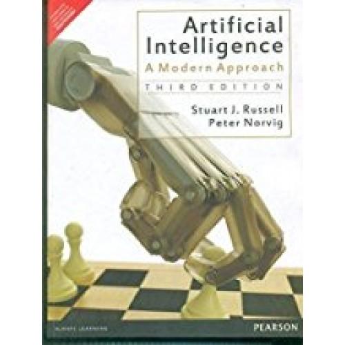 Artificial Intelligence: A Modern Approach الكتب الأجنبية