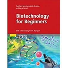 Biotechnology for Beginners الكتب الأجنبية