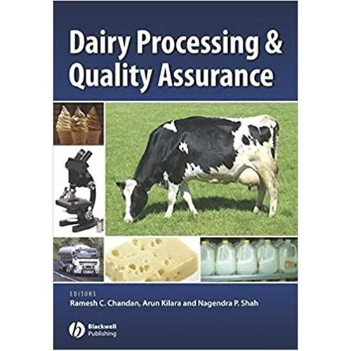 Dairy Processing and Quality Assurance الكتب الأجنبية