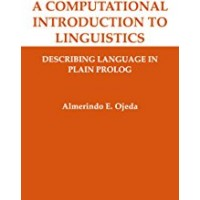 A Computational Introduction to Linguistics