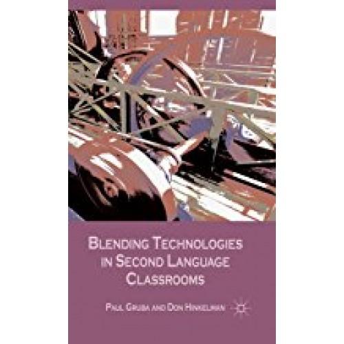 Blending Technologies in Second Language  الكتب الأجنبية