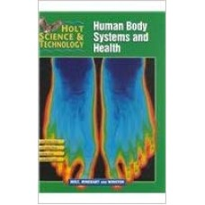 Human body systems الكتب الأجنبية