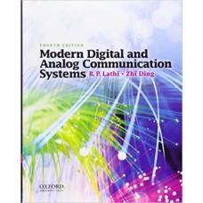 Modern digital and analog communication systems.  الكتب الأجنبية