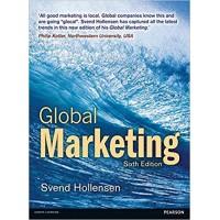Global marketing. 6th edition