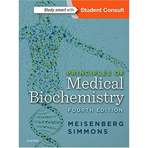 Principles of Medical Biochemistry: With STUDENT CONSULT Online  الكتب الأجنبية