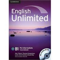 English Unlimited Pre-Intermediate Coursebook