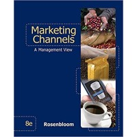 Marketing channels, a management marketing. 8th edition