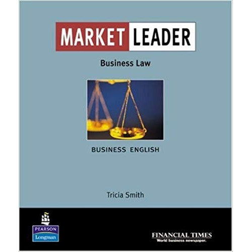 Market Leader: Business Law (Business English) الكتب الأجنبية