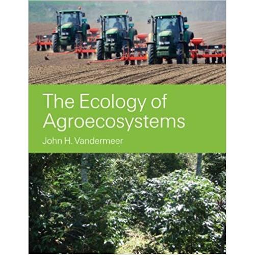 The Ecology of Agroecosystems الكتب الأجنبية