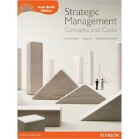 Strategic Management: Concepts and Cases (Arab World Editions) with MymanagementLab Access Code Card