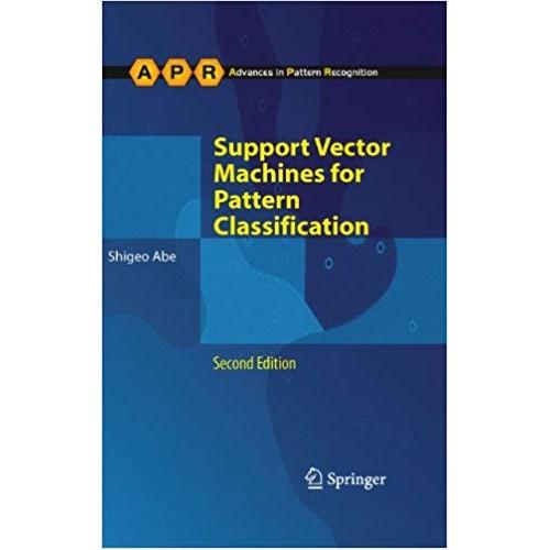Support Vector Machines for Pattern Classification الكتب الأجنبية