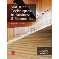 Statistical techniues in business&economics