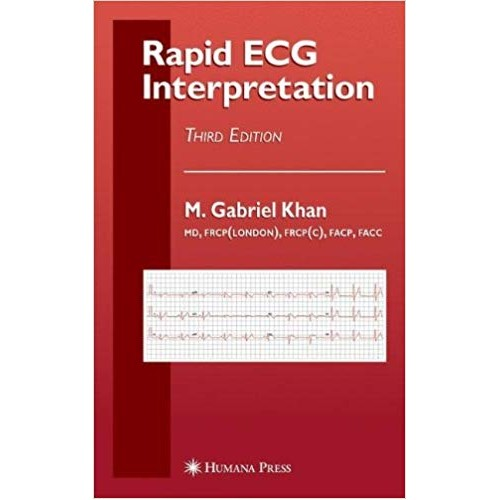 Rapid ECG Interpretation الكتب الأجنبية