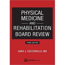 Physical Medicine and Rehabilitation Board Review الكتب الأجنبية