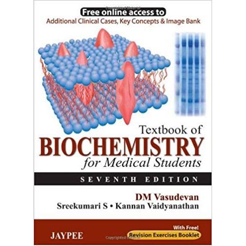 Textbook of Biochemistry for Medical Students الكتب الأجنبية