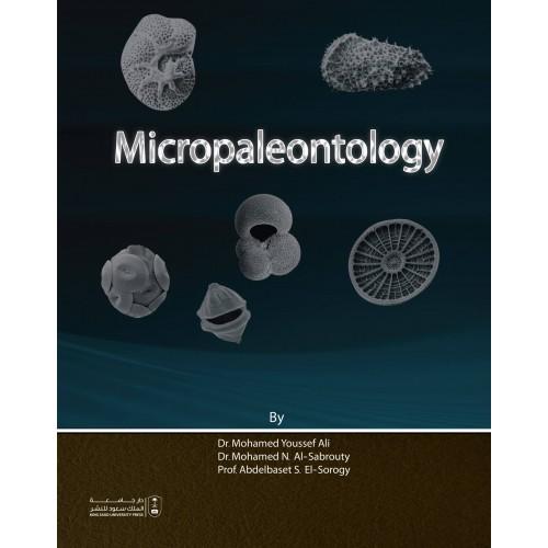 Micropaleontology الكتب الأجنبية